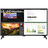 LG 43UN700-TB 43 Inch Monitor Class UHD 4K (3840 X 2160) IPS Display with USB Type-C and HDR10 with...