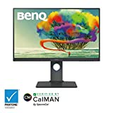 BenQ PD2700U 27 inch 4K Monitor for Designers 3840x2160 UHD IPS panel with AQCOLOR 100% Rec.709,...