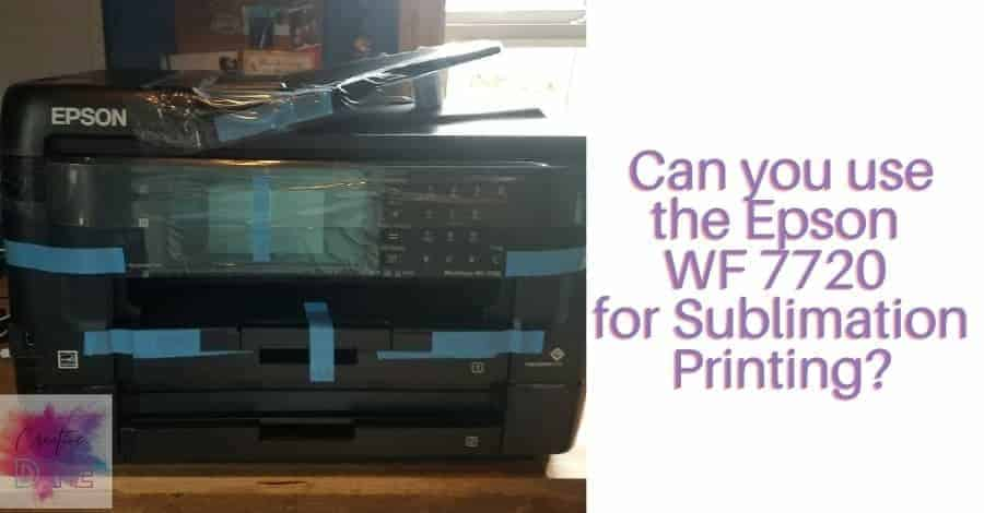 Epson WF 7720 Tips and Tricks