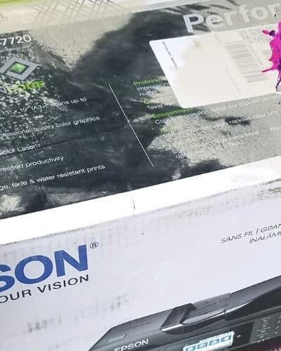 There are lots of Epson Printers you can use for Sublimation! Read to find out more!