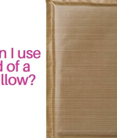Do I need a pressing pillow for Sublimation Printing?