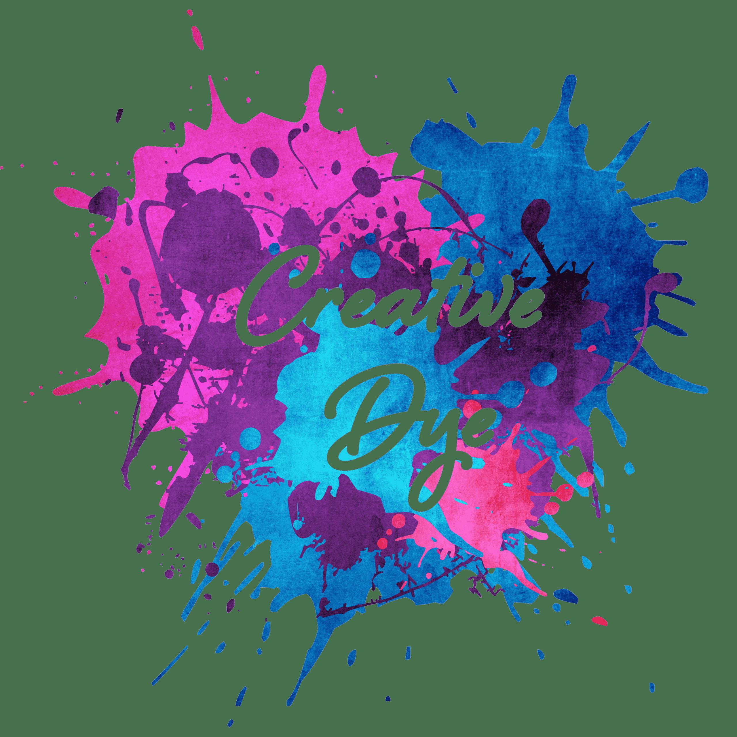 Creative Dye Logo